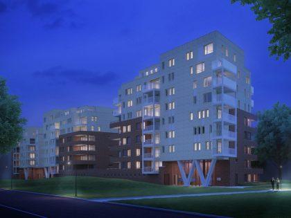 """Nieuwbouw appartementen """"de Harmonie"""" te Alphen aan den Rijn"""