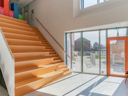 Nieuwbouw voorzieningencluster te Nijkerkerveen