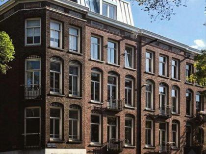 Opbouw te Amsterdam