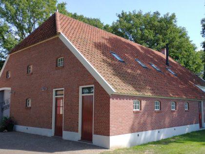 Renovatie/restauratie boerderij met schuur te Dedemsvaart