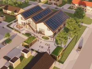 Nieuwbouw basisschool de Akker te Putten