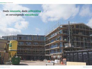 Vernieuwen van een woonzorgcentrum in bedrijf: Salem wonen, Ridderkerk